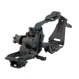 GSCI Flip‐up Mil. Spec. Advanced Helmet Mounting assembly