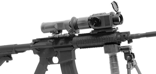 GSCI WOLFHOUND-MC Compact Clip-On Thermal Weapon Sight