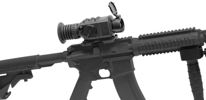 GSCI WOLFHOUND-MS Compact Thermal Weapon Sight