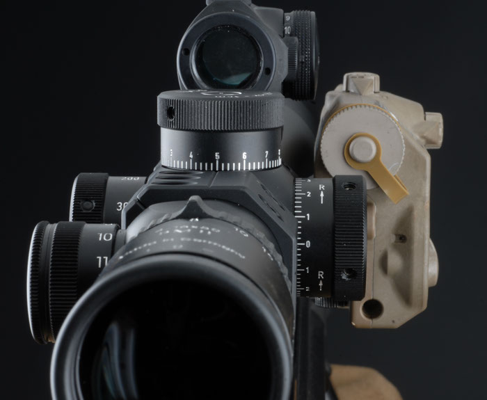 SPUHR Mount for Accuracy International Rifles