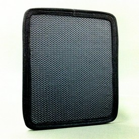 NIJ3A Semi-Rigid Water Repellent Kevlar Plate