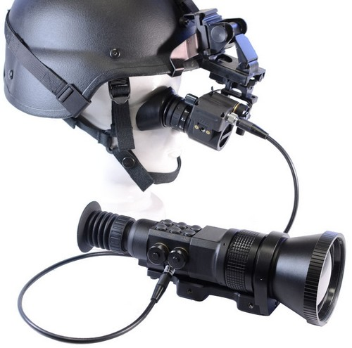 GSCI HMD-800 Multi Purpose Head Mounted Mini Display