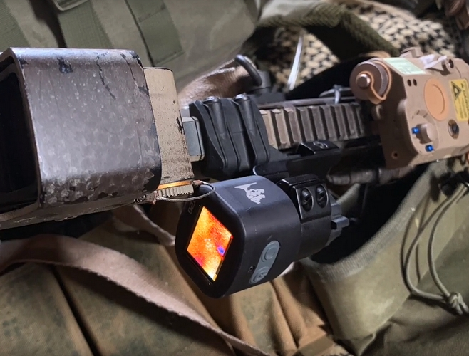 T20 Mini Thermal Sight