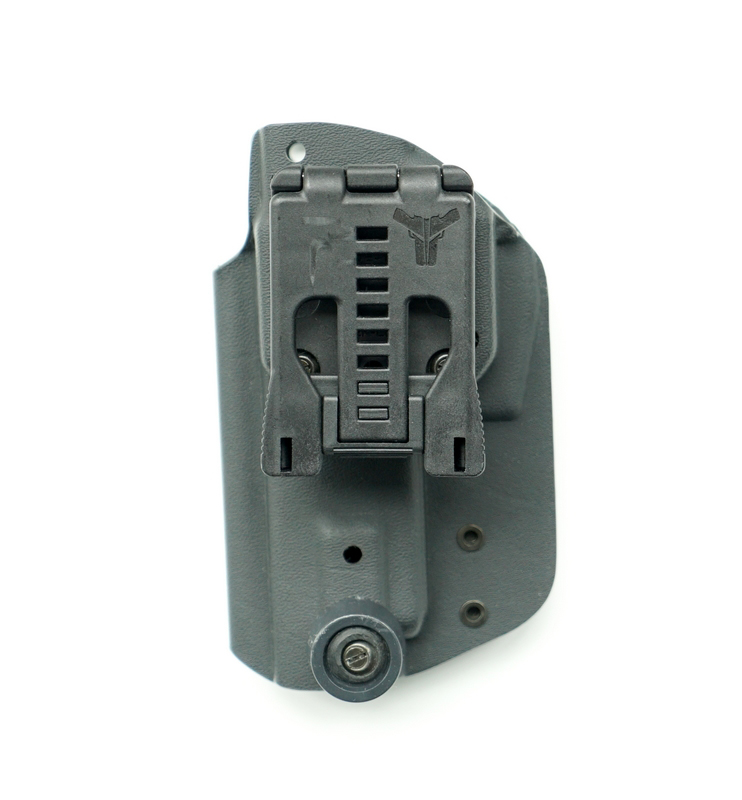Kydex Holster for TPR9 - Click Image to Close